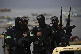 كوماندوز حماس يمثل لنا تحديا بحريا في غزة