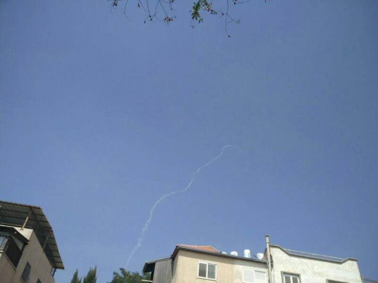 الاحتلال يعترض طائرة بدون طيار فوق هضبة الجولان