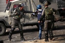 الصحفيون.. الكلمة الحرة في مواجهة الرصاص الإسرائيلي