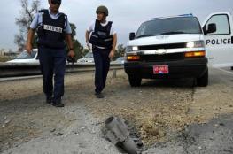 الاحتلال يزعم العثور على صاروخ في عسقلان