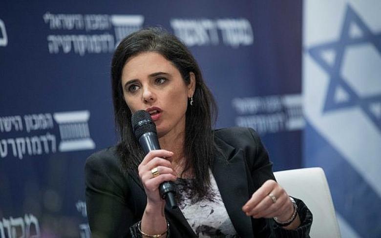 شاكيد : الأمم المتحدة تتوسط للوصول لتهدئة مع غزة