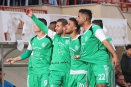 اكتمال عقد المتأهلين لدور الـ8 بكأس غزة