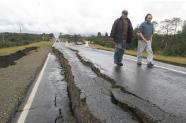 زلزال بقوة 7.1 درجة يضرب سواحل تشيلي