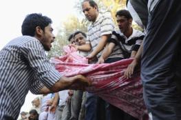 استشهاد لاجئَين فلسطينيين في مخيم اليرموك
