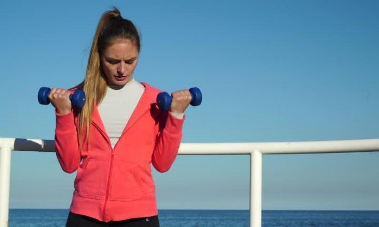 الرياضة تنقذكِ من سرطان الثدي