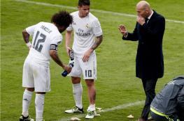 نجم ريال مدريد يستعد للرحيل إلى مانشستر
