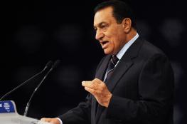 مبارك.. الرئيس المخلوع الذي عاد حرًا
