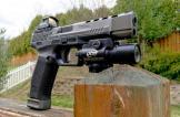 """مسدس """"جانيك"""" التركي الأكثر استخداما في أمريكا"""