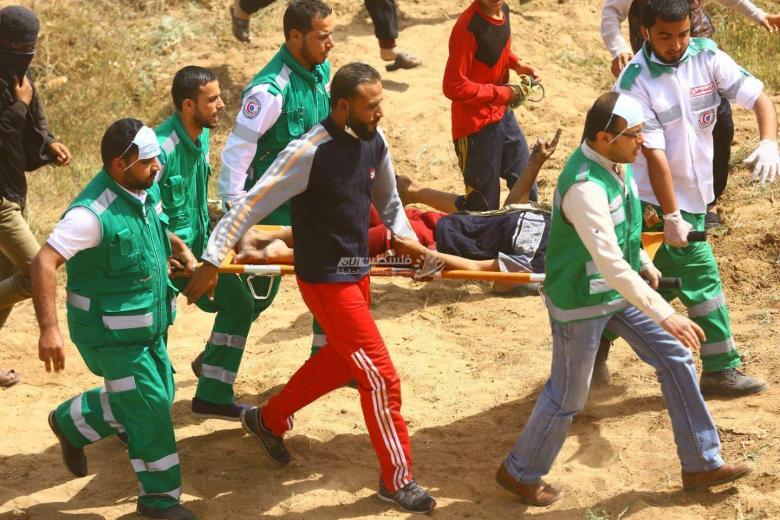 العليا الإسرائيلية تسمح بعلاج مصابي غزة في رام الله
