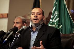 الحية يكشف عن سبب زيارة وفد فتح الأخير لغزة