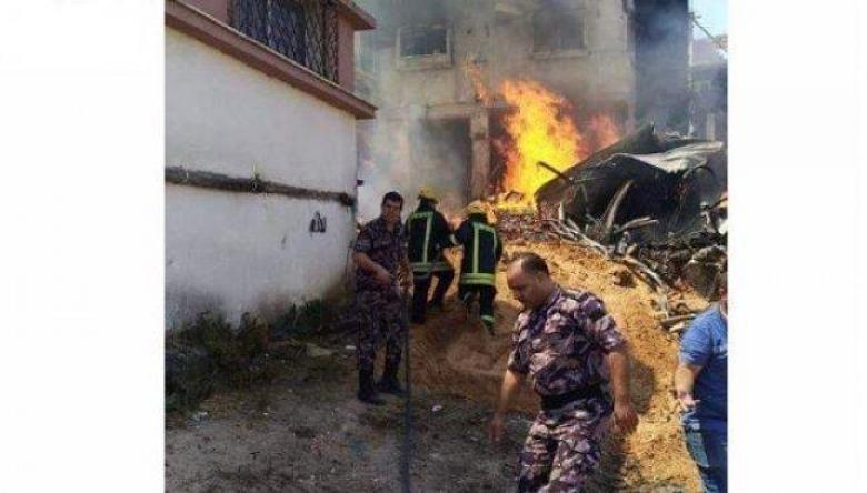 حريقان في قلقيلية أحدهما في منزل والآخر بأرض زراعية