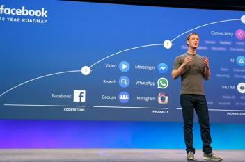 فيسبوك تتخلى عن دعمها المباشر للحملات السياسية