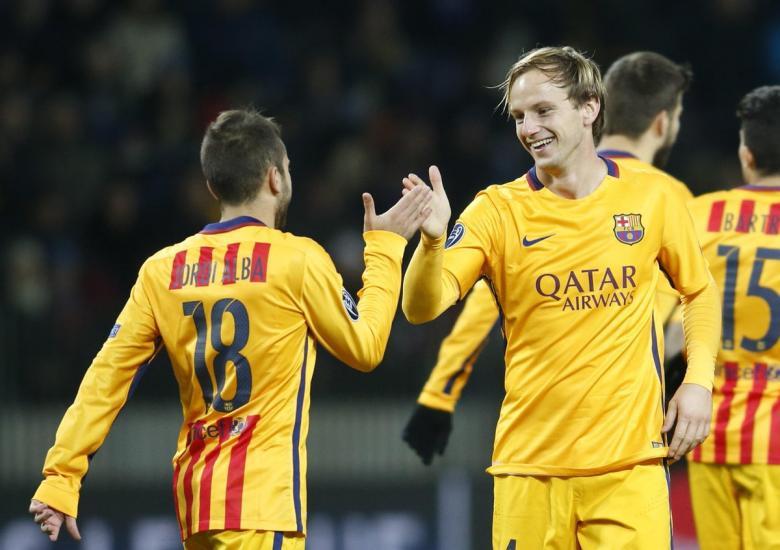 راكيتيتش يحدد شرط استمراره مع برشلونة