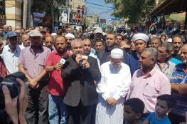 مظاهرات في مخيمات لبنان في جمعة الغضب السادسة