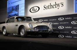 بيع أشهر سيارة لجيمس بوند بـ6 ملايين دولار