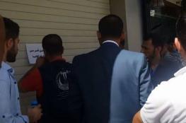 إيقاف مطعمين عن العمل في محافظة الخليل