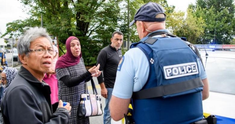 استشهاد وإصابة عدد من الفلسطينيين في الهجومين الإرهابيين في نيوزلندا