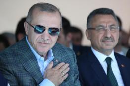 أردوغان يعلن عن عملية عسكرية بشرق الفرات في سوريا