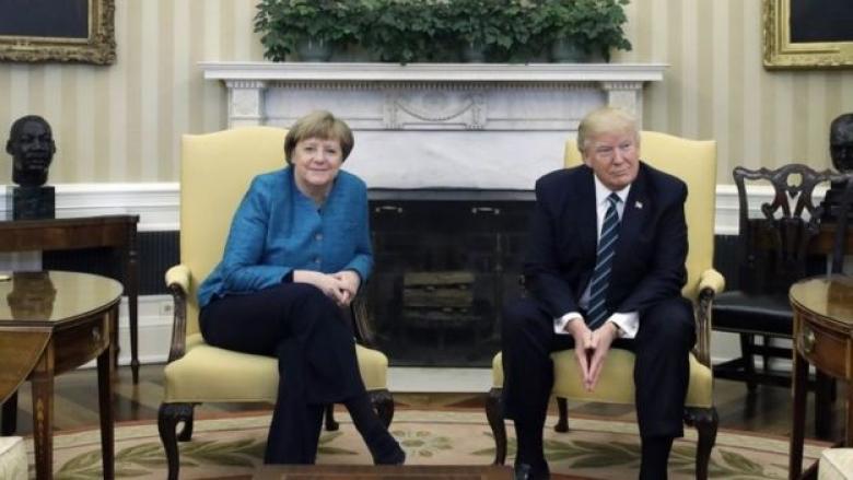 ترامب: ألمانيا مدينة بمبالغ هائلة للناتو والولايات المتحدة