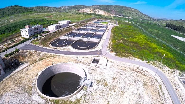 قرى شرق نابلس ترفض مشروعا لتنقية المياه بـ40 مليون يورو!