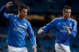 رونالدو وبيل يقودان الريال ضد نابولي