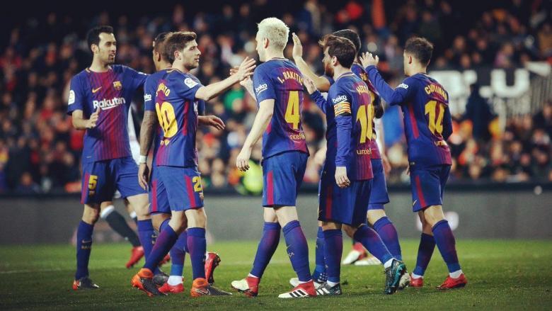 مفاجأة في تشكيلة برشلونة المتوقعة أمام الانتر