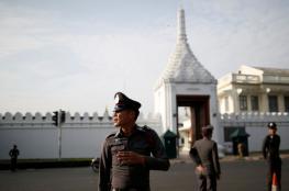 """أخطبوط """"داعش"""" يصل تايلاند"""