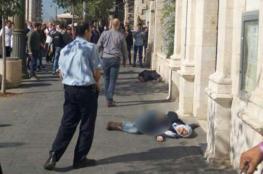 بالفيديو: إعدام فتاة فلسطينية وإصابة أخرى بالقدس
