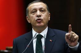"""أردوغان لريفلين: لا نقبل بوصف مرتادي الأقصى بـ""""الإرهابيين"""""""