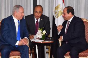 """السيسي: 50 بلداً إسلامياً سيتصالح مع """"إسرائيل"""""""