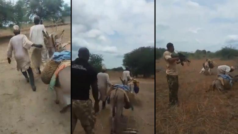 مسلحون نيجيريون يعدمون فلاحين عزلا بدم بارد