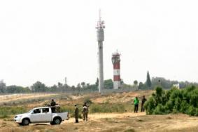 الاحتلال يستهدف نقطتين للضبط الميداني شرقي القطاع