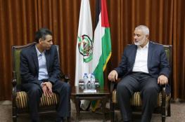 """رسائل حملتها المخابرات لقيادة """"حماس"""" من السيسي وعباس"""