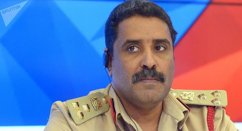المسماري: لا وجود لقواعد عسكرية روسية في ليبيا