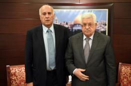 """هل يشغل """"الرجوب"""" منصب نائب رئيس حركة فتح؟"""