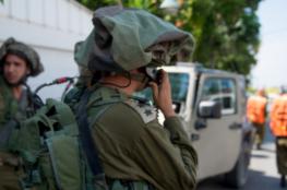 """الاحتلال يبدأ تدريباً عسكرياً مفاجئاً بمقر """"الكرياه"""" في تل أبيب"""