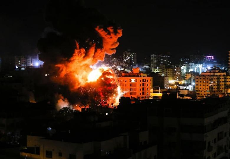 استمرار العدوان رغم الجهود المصرية التي أثمرت وقفًا لإطلاق النار