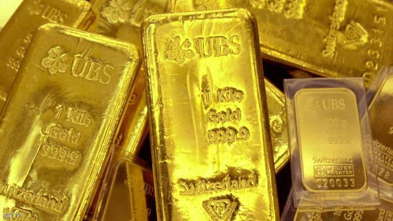 عوائد السندات الأميركية تهبط بالذهب