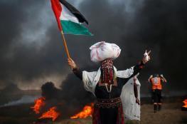 عودة مسيرات العودة وكيفية التعامل معها تتصدر عناوين الصحافة العبرية