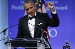 أوباما.. عودة أخرى إلى الأضواء