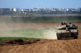 حماس تحمل الاحتلال مسؤولية التصعيد شرق غزة