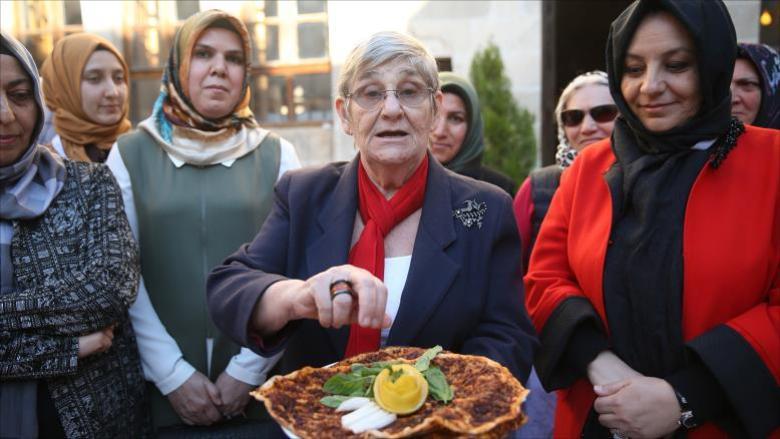 طبيبة تركية توصي بفطيرة ذات قيمة غذائية مرتفعة