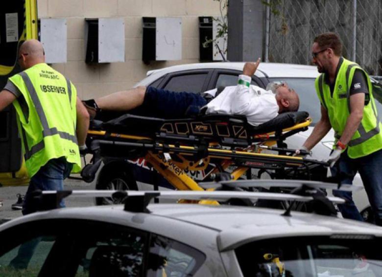 نيوزيلندا كانت على بعد 9 دقائق من إحباط المذبحة