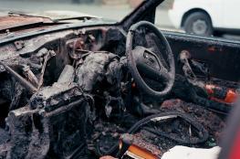 الاحتلال يعثر على سيارة محترقة بالخليل