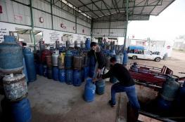 لجنة الطوارئ بخانيونس تغلق محطة لتوزيع الغاز مخالفة للقانون