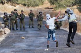 الاحتلال يصيب مواطنين بالاختناق في بيت لحم