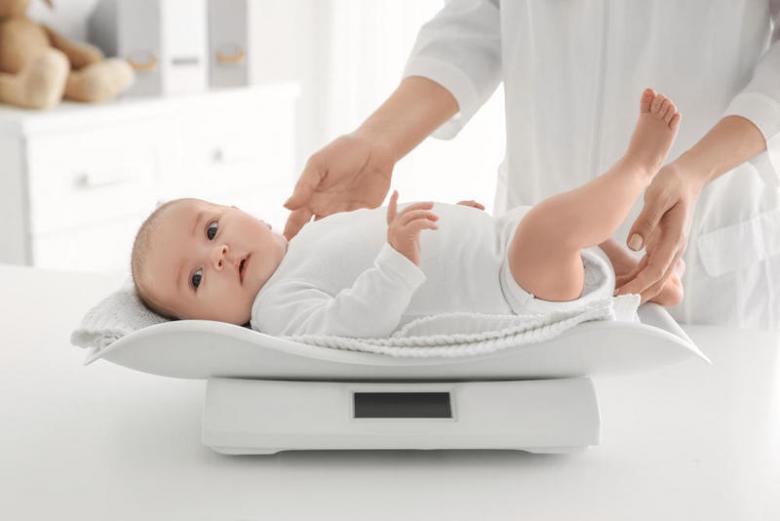 وزن الطفل