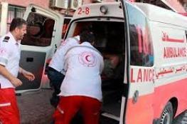 وفاة طفل بحادث سير وسط غزة