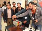 انطلاق فعاليات يوم الهندسة في الجامعة العربية بجنين