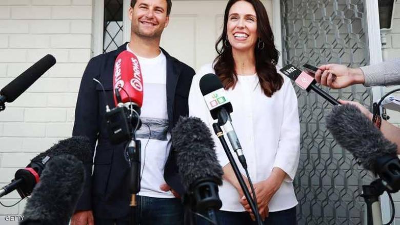 رئيسة الوزراء حامل